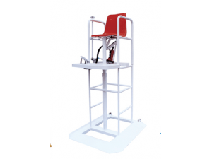 HS-1838 Hydraulic lifting Umpire´s chair    液压升降裁判椅